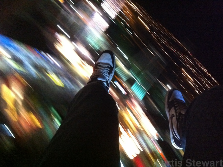Flying Feet at Playland Vancouver BC